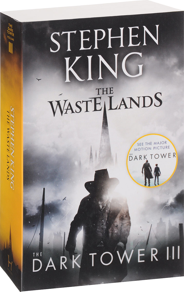 Dark Tower III: Waste Lands the dark tower volume 7