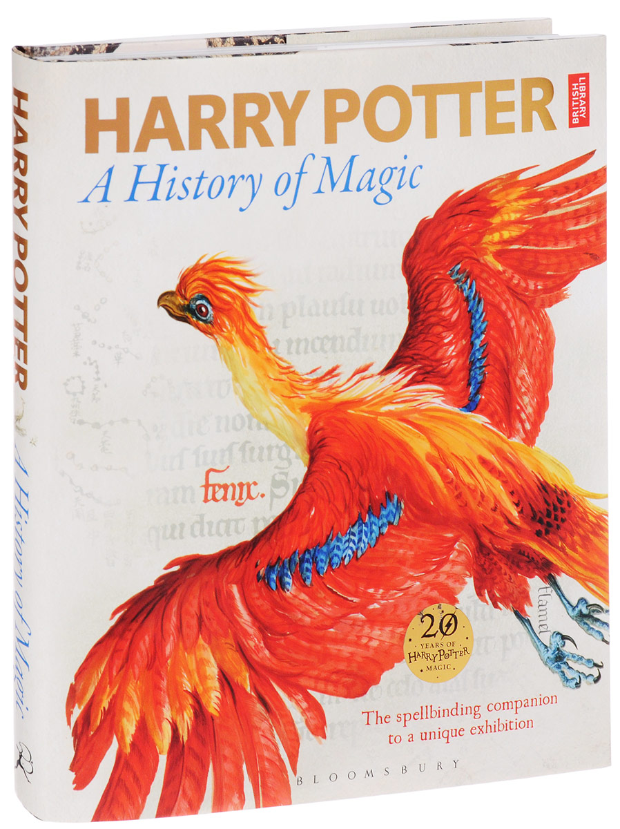 Harry Potter: A History of Magic: The Book of the Exhibition harry potter the chamber of secrets