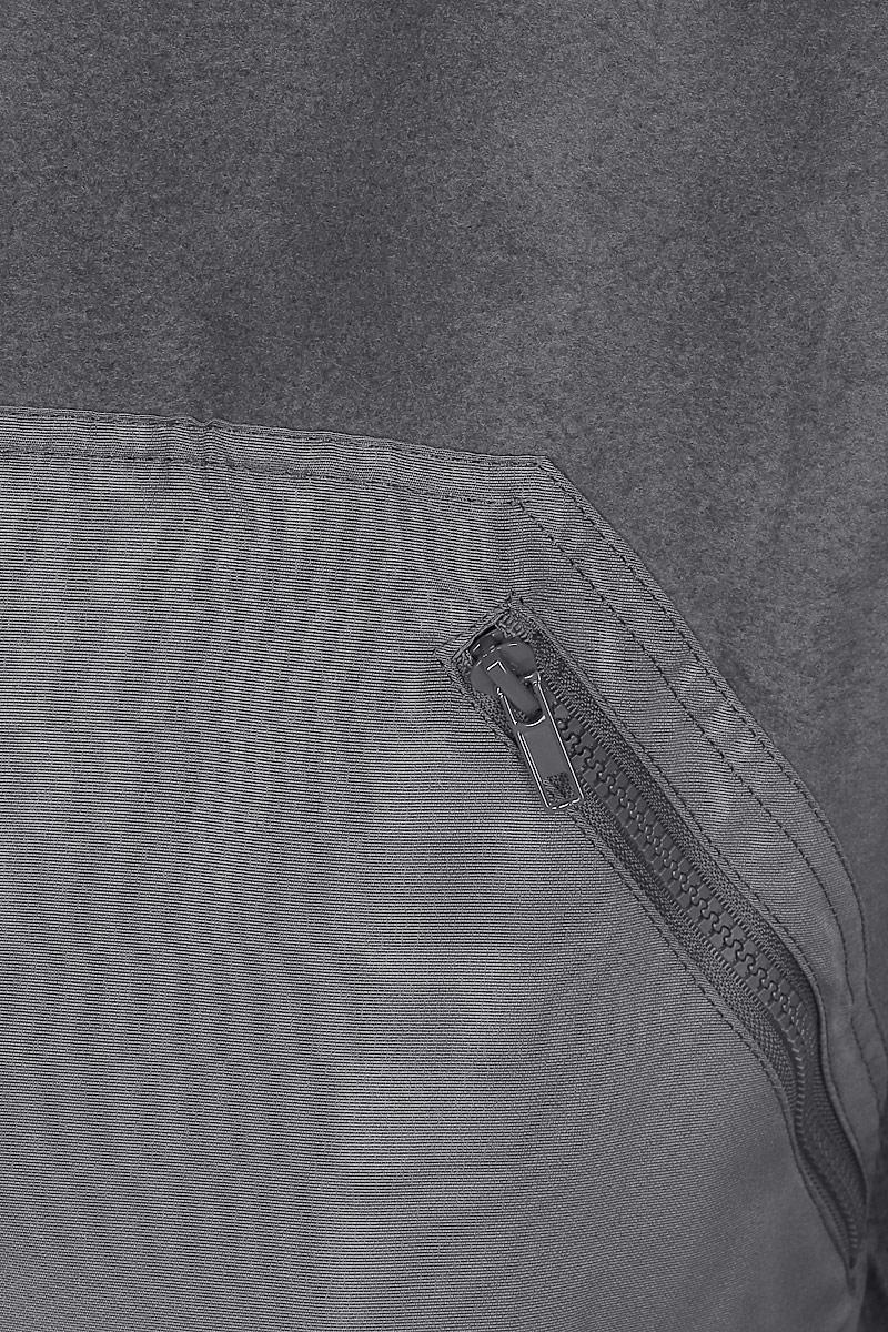 Костюм рыболовный мужской HUNTSMAN Пикник-Люкс:  куртка, брюки, цвет:  серый.  pc_100_lux-974.  Размер 60/62, рост 188