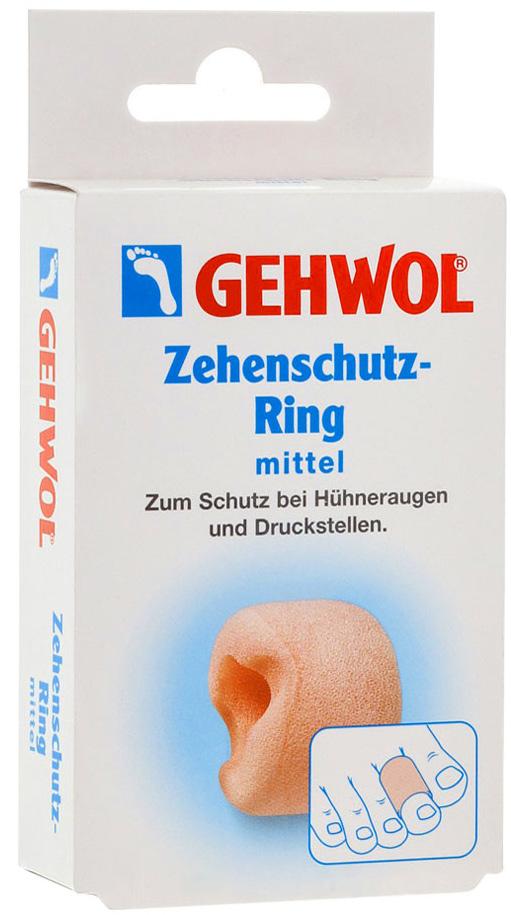 Gehwol Zehenschutz-Ring - Кольца для пальцев защитные большие 2 шт недорого