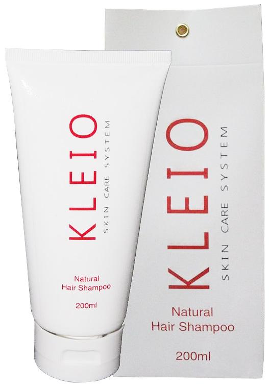 Kleio Натуральный шампунь для волос Skin Care System Natural Hair Shampoo, 200 млK06100200Шампунь для волос. Питающий, освежающий, применяется для всех типов волос; тщательно очищает, освежает, увлажняет и питает волосы и кожу головы; не нарушает естественный кислотно-щелочной баланс; улучшается общее состояние кожи головы и волос; придает здоровый вид и естественный блеск волос; содержит натуральные природные соли и минералы Мертвого моря.