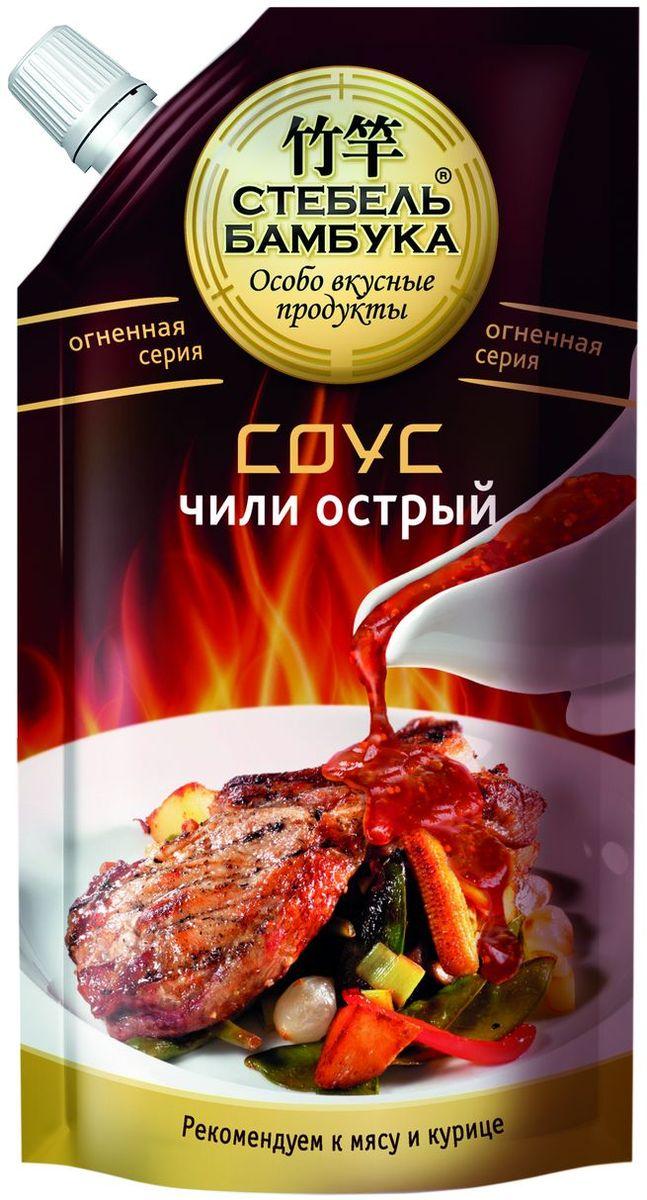 Стебель Бамбука соус чили острый, 300 г uni eagle соус шрирача перца чили 56% 230 г