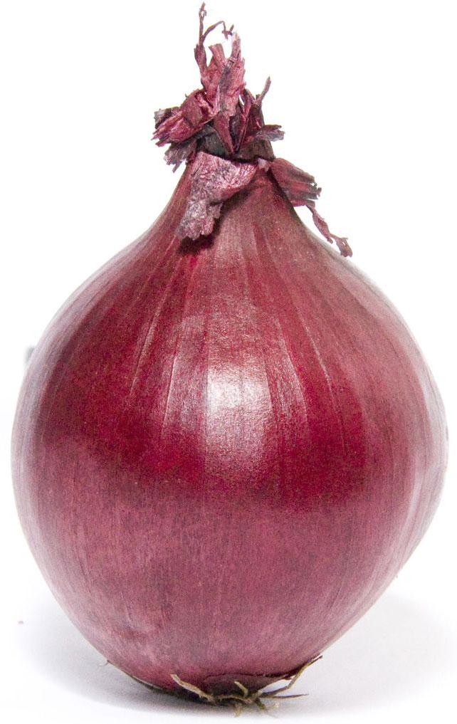 Лук красный, 500 г1422Луковицы темно-красного цвета с сочной мякотью. Вкус - сладковатый, острота умеренная.