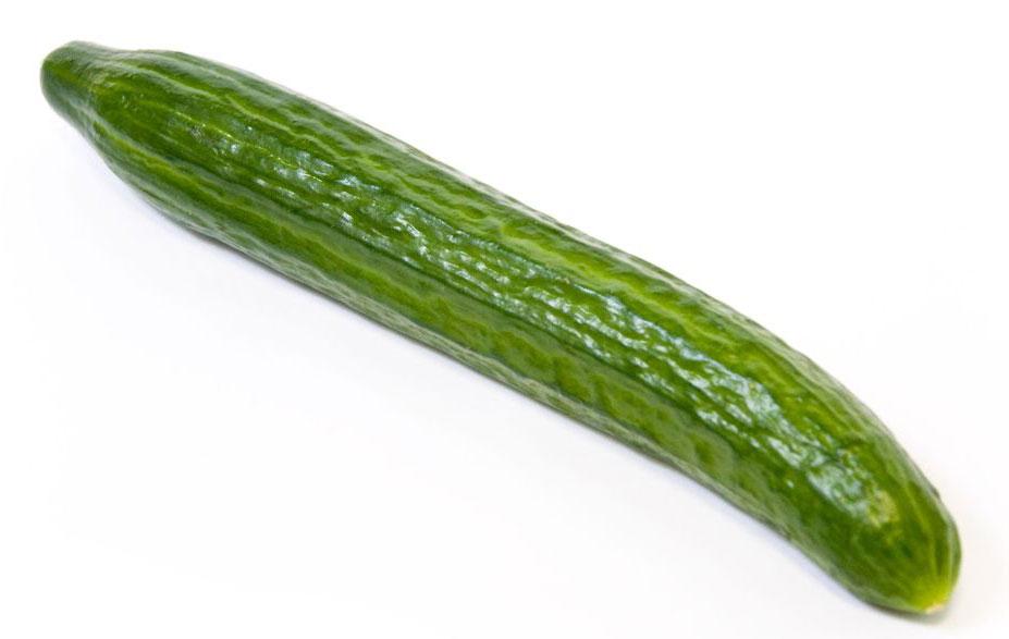 Огурцы длинноплодные, 1 шт