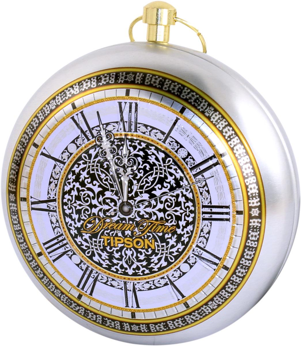 Basilur Clocks Silver черный листовой чай, 30 г чайники и кофейники на кухню basilur