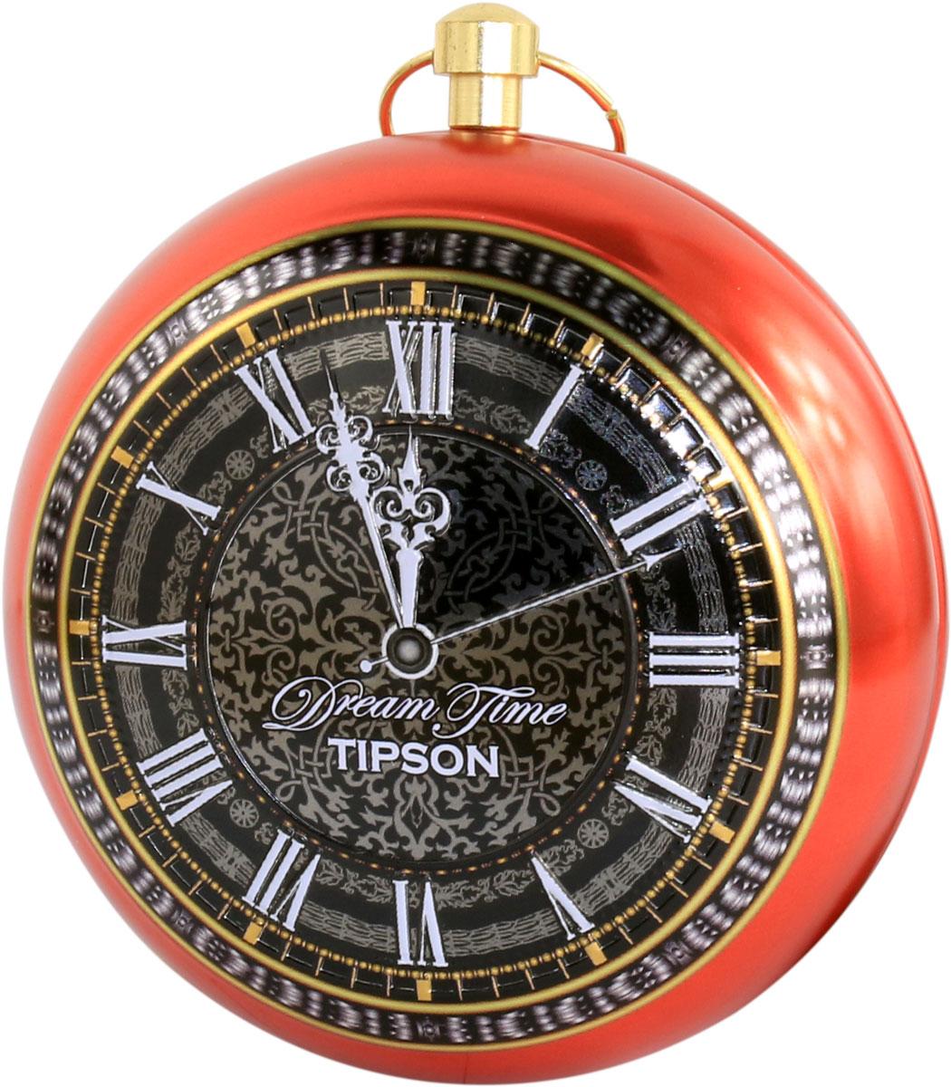 Basilur Clocks Crimson черный листовой чай, 30 г чайники и кофейники на кухню basilur