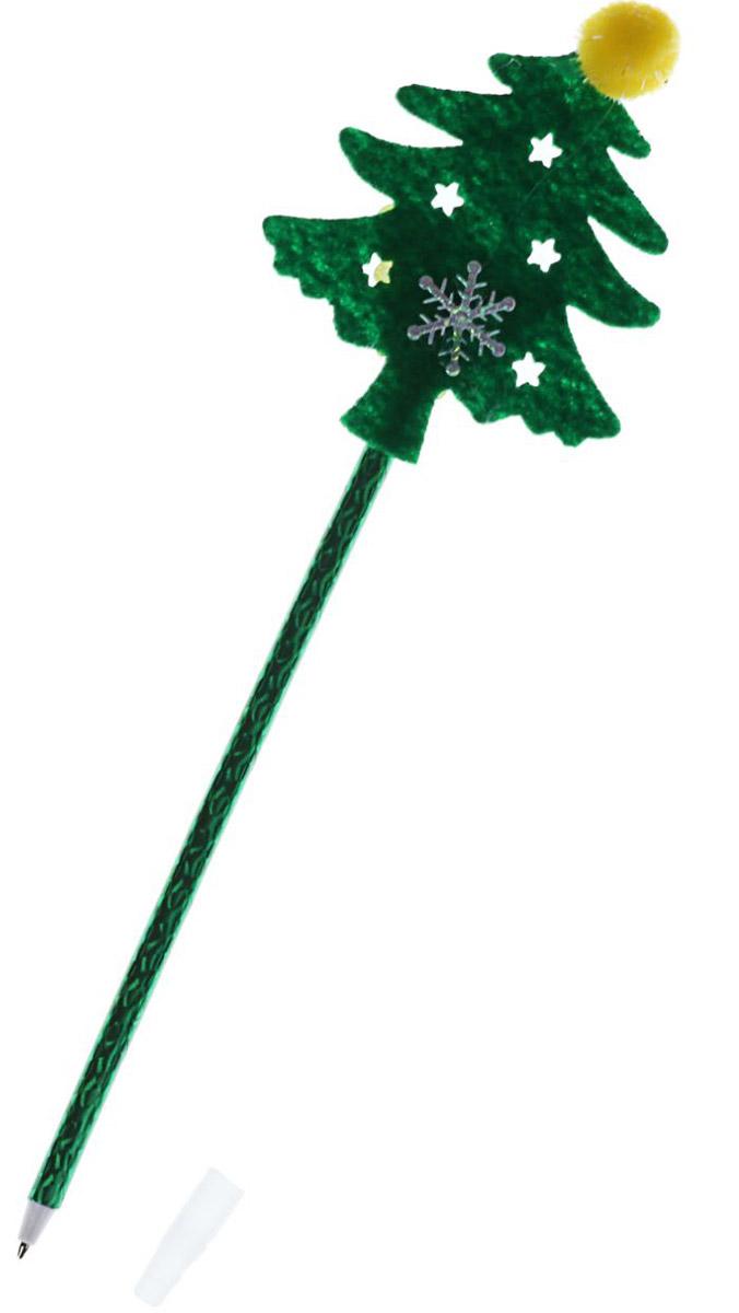 Sima-land Ручка Ёлочка цвет зеленый2379426_зеленыйSima-land Ручка Ёлочка цвет зеленый