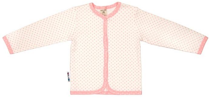 Кофта детская Luky Child, цвет: розовый. А2-120. Размер 62/68А2-120
