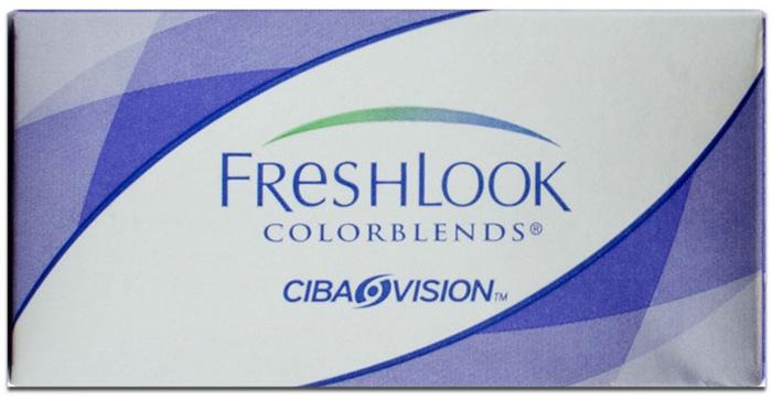 Аlcon контактные линзы FreshLook ColorBlends 2шт -1.50 Gemstone Green