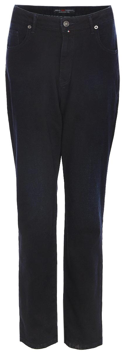 Джинсы женские F5, цвет: черный. 175113_w.dark. Размер 46-31 (62/64-31)175113_w.darkСтильные женские джинсы F5 выполнены из хлопка с добавлением эластана. Джинсы застегиваются на металлическую пуговицу в поясе и ширинку на застежке-молнии, имеются шлевки для ремня. Изделие дополнено спереди двумя втачными карманами и одним маленьким накладным кармашком, а сзади - двумя накладными карманами. Оформлена модель прострочкой и сзади на поясе фирменной нашивкой.
