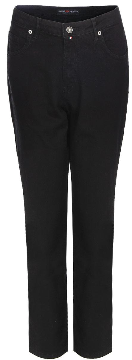 Джинсы женские F5, цвет: черный. 175114_w.garment. Размер 44-33 (60/62-33)175114_w.garmentСтильные женские джинсы F5 выполнены из хлопка с добавлением эластана. Джинсы застегиваются на металлическую пуговицу в поясе и ширинку на застежке-молнии, имеются шлевки для ремня. Изделие дополнено спереди двумя втачными карманами и одним маленьким накладным кармашком, а сзади - двумя накладными карманами. Оформлена модель прострочкой и сзади на поясе фирменной нашивкой.