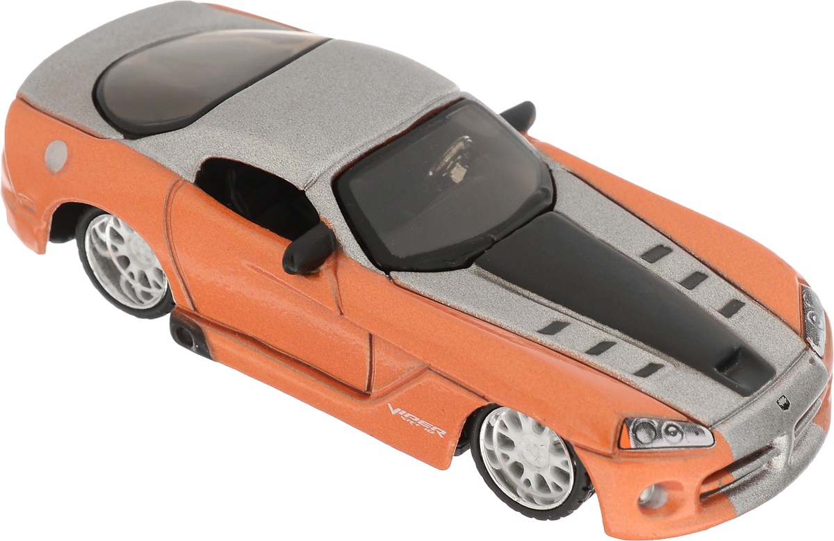 Maisto Модель автомобиля 2008 Dodge цвет оранжевый игрушка maisto трансформирующаяся машина menace hauler scout x3 81120