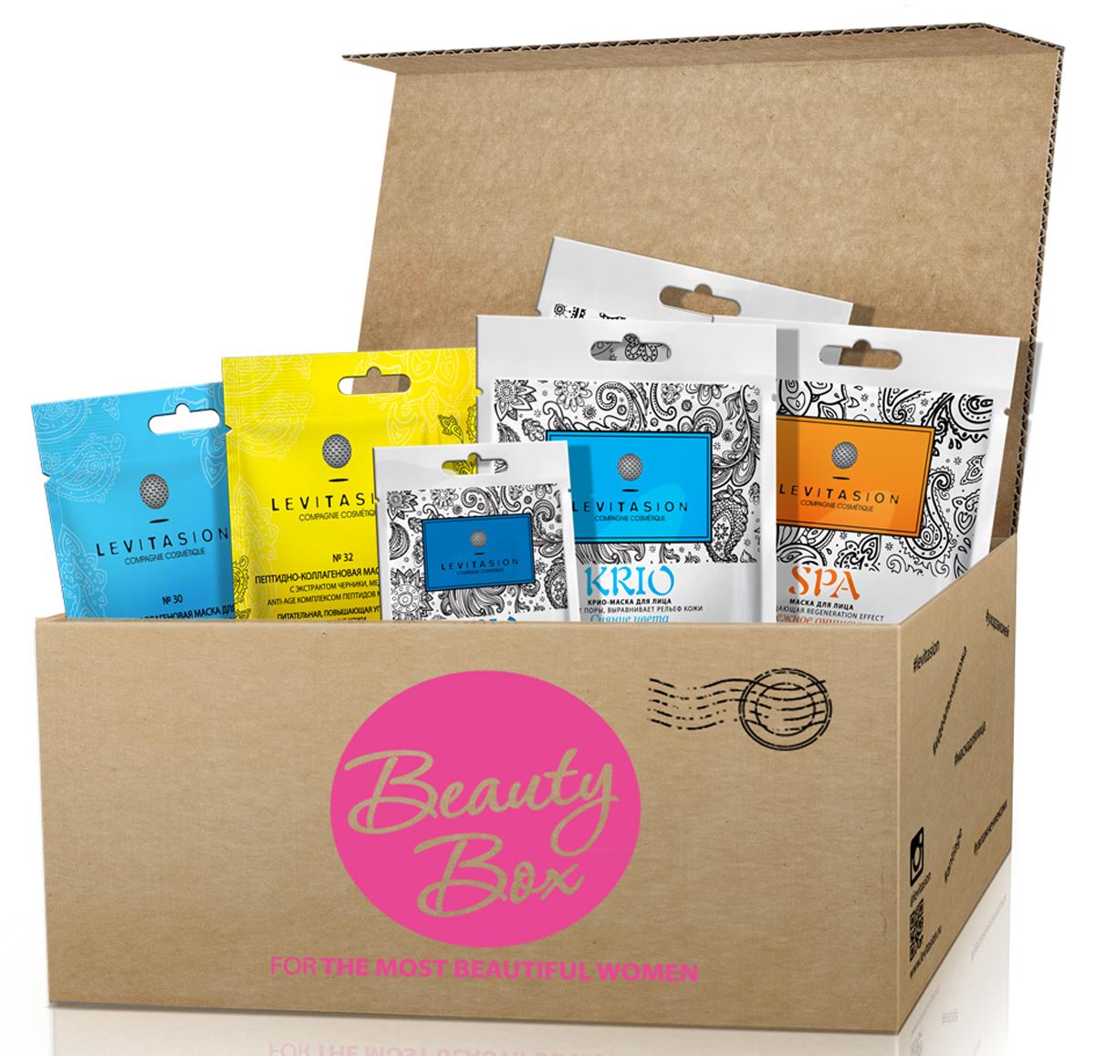 Levitasion Beauty Box MustHave, 290 мл vilenta beauty box musthave 450 мл