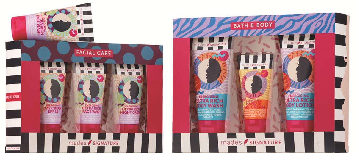 Mades cosmetics Набор продуктов для лица (Крем дневной 50 мл + Пенка для умывания 50 мл + Крем ночной 50 мл)