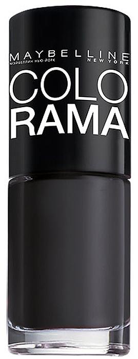 Maybelline New York Лак для ногтей Colorama, оттенок 23, Горький шоколад, 7 млB2068703Самая широкая палитра оттенков новых лаков Колорама. Яркие модные цвета с подиума.Новая формула лака Колорама обеспечивает стойкое покрытие и создает еще более дерзкий, насыщенный цвет, который не тускнеет.Усовершенствованная кисточка для более удобного и ровного нанесения, современная упаковка.Лак для ногтей Колорама не содержит формальдегида, дибутилфталата и толуола.Как ухаживать за ногтями: советы эксперта. Статья OZON Гид