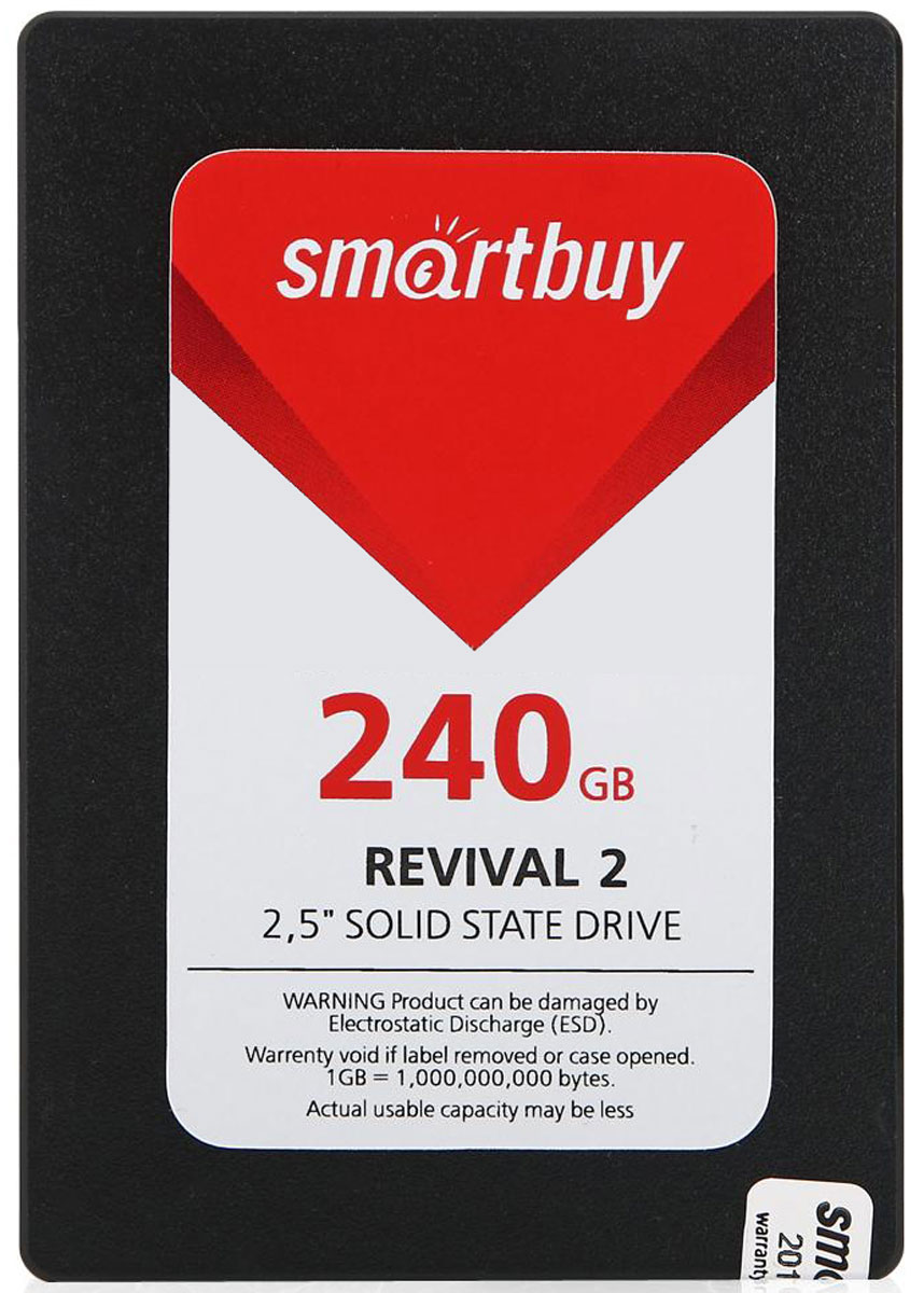 Smartbuy Revival 2 240GB SSD-накопитель (SB240GB-RVVL2-25SAT3) creedence clearwater revival creedence clearwater revival mardi gras lp