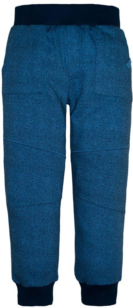 Брюки для мальчика Lets Go, цвет: джинс. 10146. Размер 11010146Брюки для мальчика Lets Go выполнены из высококачественного материала. Пояс и низ брючин дополнены трикотажными резинками. Спереди модель дополнена карманами.