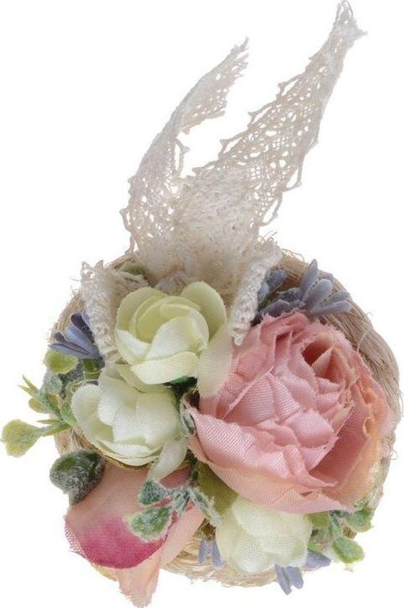 Резинка для волос Malina By Андерсен Шампань, цвет: розовый. 11701рб0211701рб02Ободок для волос поможет подчеркнуть вашу индивидуальность и стиль. С помощью ободка вы сможете уложить волосы в элегантную прическу.
