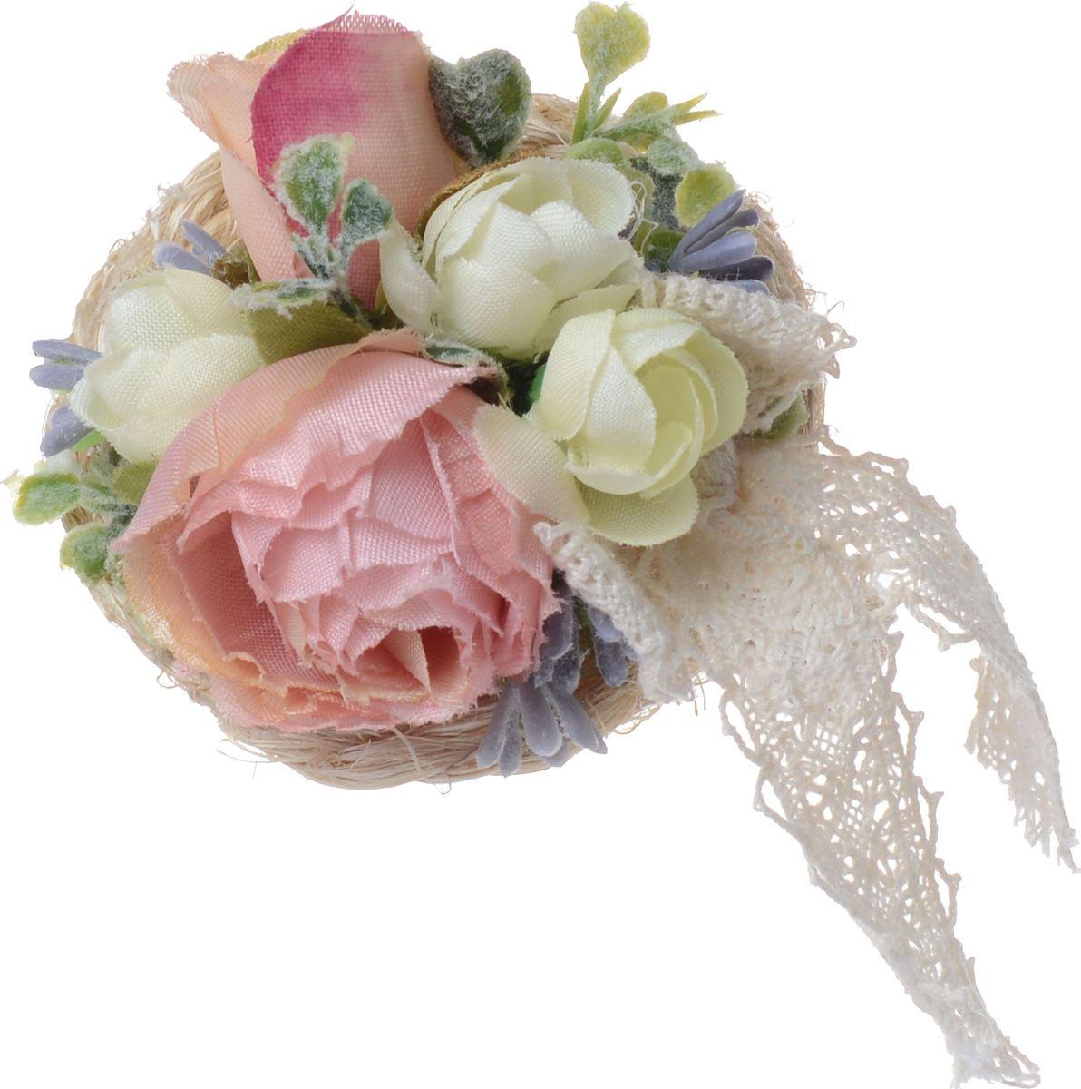 Заколка для волос Malina By Андерсен Шампань, цвет: розовый. 11701тб0211701тб02
