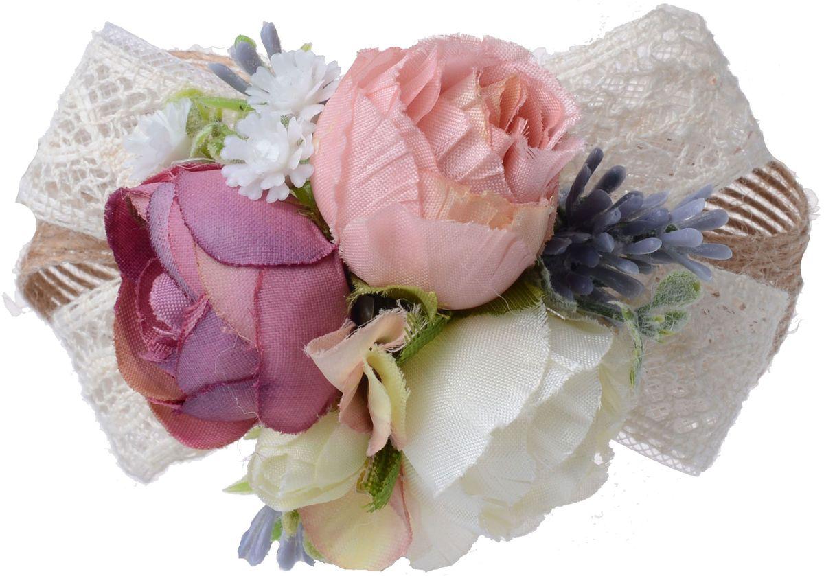 Резинка для волос Malina By Андерсен Розовый кедр, цвет: фиолетовый. 11702рб2211702рб22