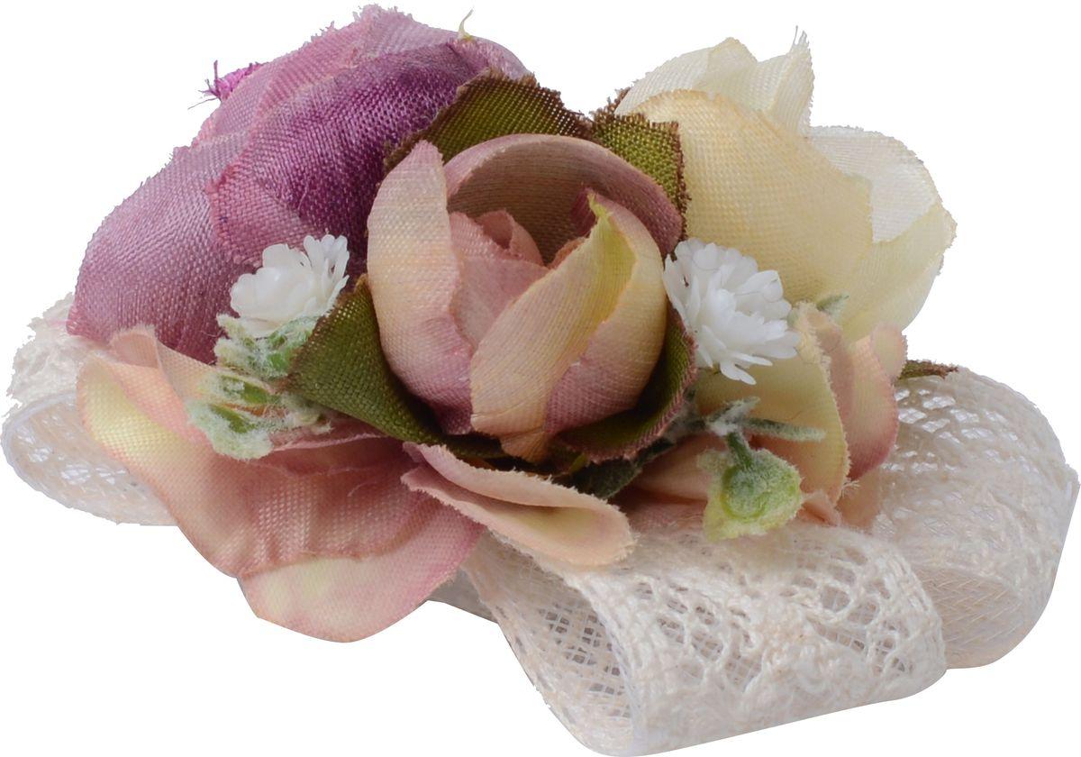 Заколка для волос Malina By Андерсен Розовый кедр, цвет: фиолетовый. 11702тб2211702тб22