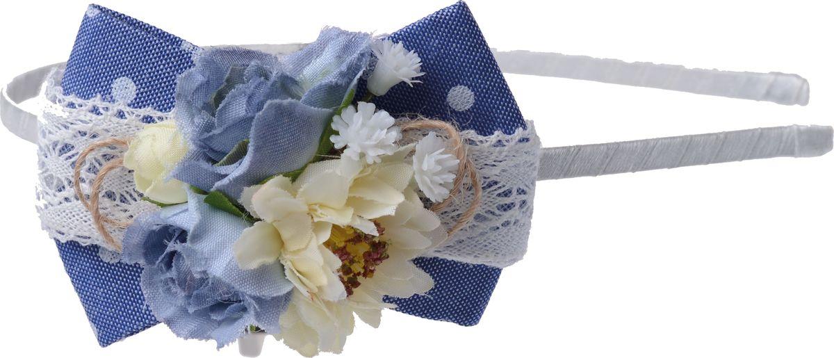 Ободок для волос Malina By Андерсен Индиго, цвет: голубой. 11709ом4011709ом40