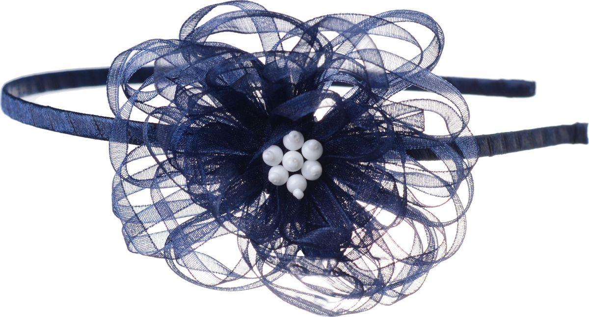 Ободок для волос Malina By Андерсен Ариста, цвет: синий. 21710об4221710об42Ободок для волос поможет подчеркнуть вашу индивидуальность и стиль. С помощью ободка вы сможете уложить волосы в элегантную прическу.