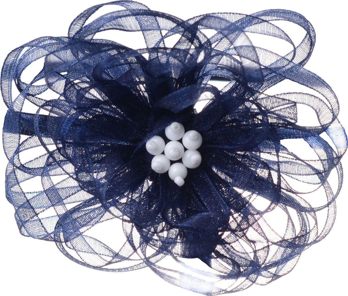 Резинка для волос Malina By Андерсен Ариста, цвет: синий. 21710рб4221710рб42Резинка для волос поможет подчеркнуть вашу индивидуальность и стиль. С помощью резинки вы сможете уложить волосы в элегантную прическу.