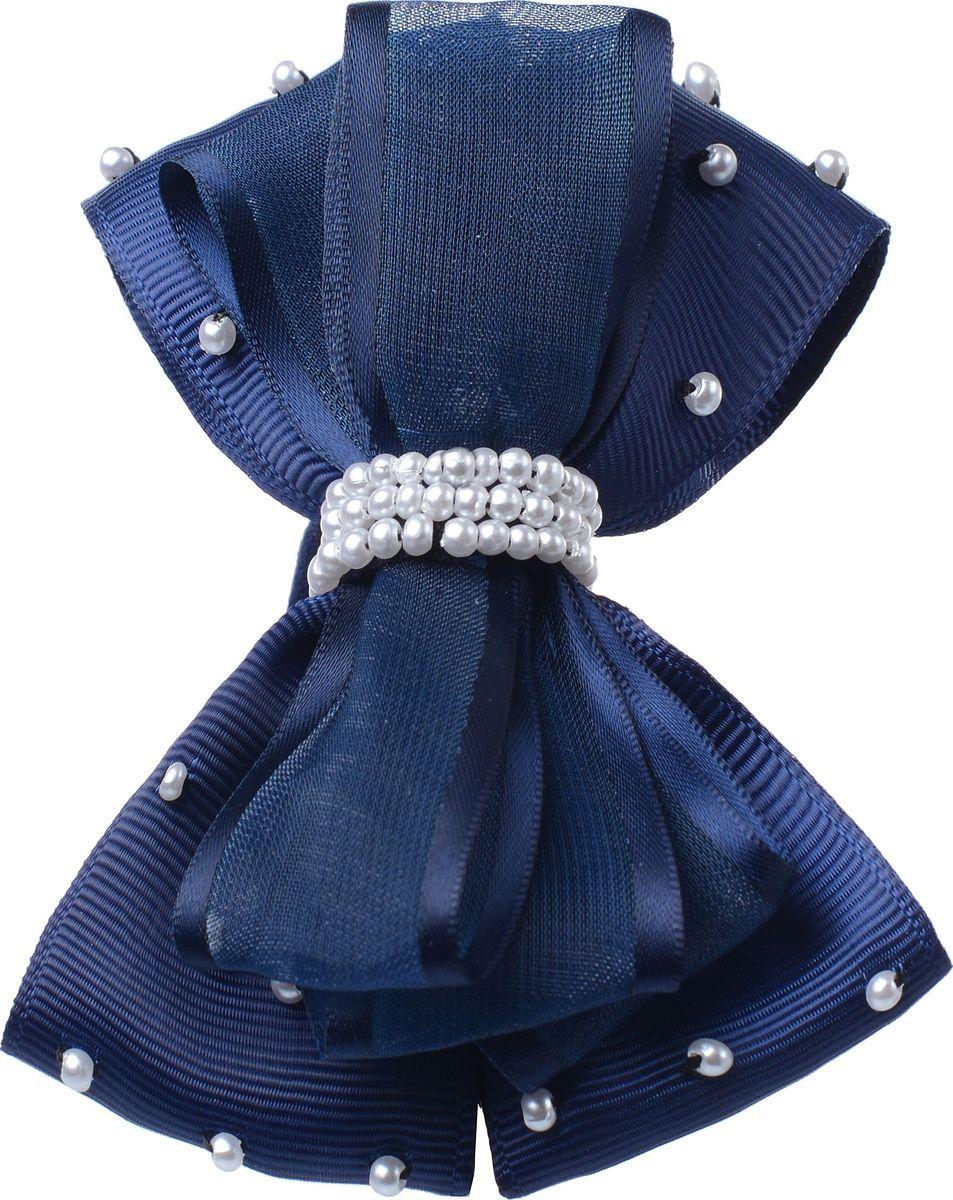 Резинка для волос Malina By Андерсен Нортон, цвет: синий. 21711рб4221711рб42Резинка для волос поможет подчеркнуть вашу индивидуальность и стиль. С помощью резинки вы сможете уложить волосы в элегантную прическу.