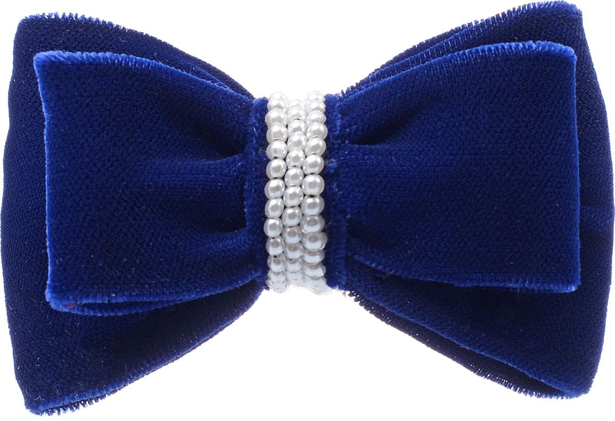 Заколка для волос Malina By Андерсен Квин, цвет: синий. 31702за4231702за42Заколка для волос поможет подчеркнуть вашу индивидуальность и стиль. С помощью заколки вы сможете уложить волосы в элегантную прическу.