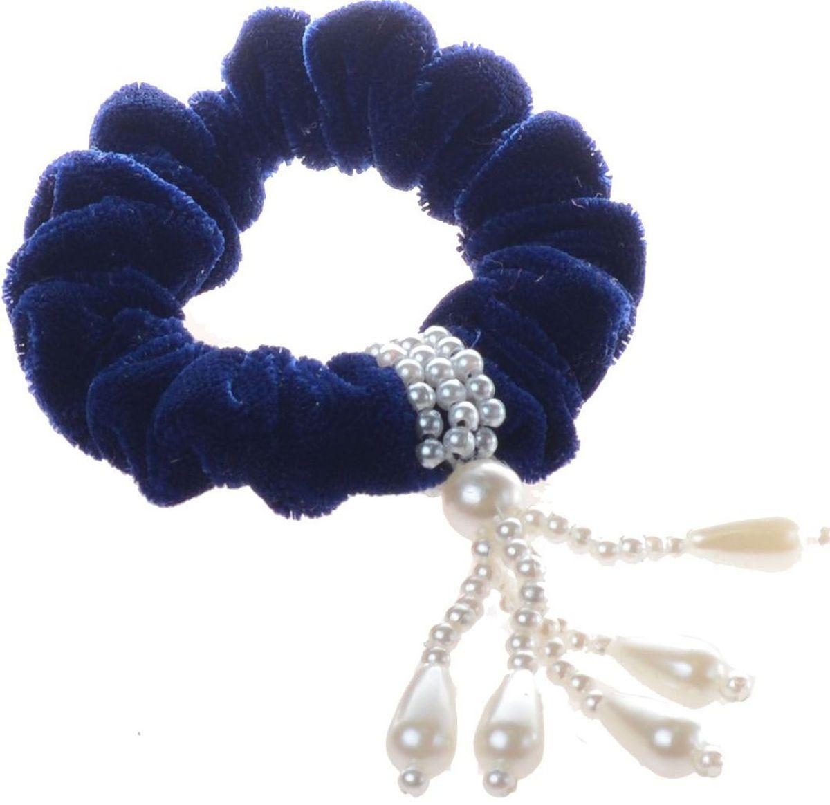 Резинка для волос Malina By Андерсен Квин, цвет: синий. 31702рс4231702рс42Резинка для волос поможет подчеркнуть вашу индивидуальность и стиль. С помощью резинки вы сможете уложить волосы в элегантную прическу.