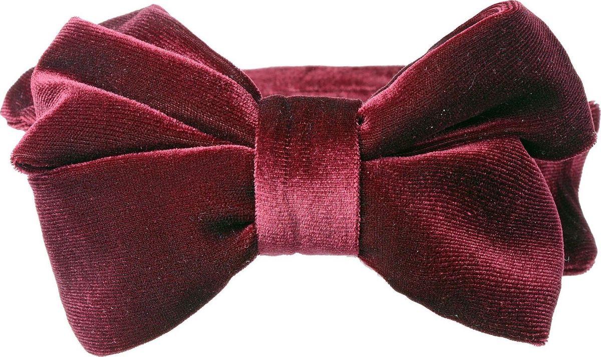 Ободок для волос Malina By Андерсен Нуар, цвет: бордовый. 31703об54 malina by андерсен ободок венок