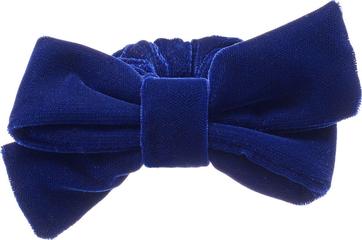 Резинка для волос Malina By Андерсен Нуар, цвет: синий. 31703рб4231703рб42Резинка для волос поможет подчеркнуть вашу индивидуальность и стиль. С помощью резинки вы сможете уложить волосы в элегантную прическу.