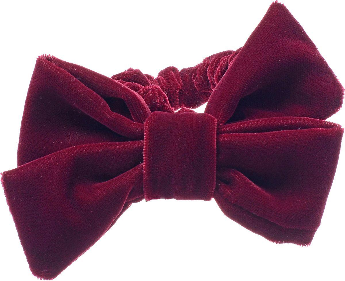 Резинка для волос Malina By Андерсен Нуар, цвет: бордовый. 31703рб5431703рб54Резинка для волос поможет подчеркнуть вашу индивидуальность и стиль. С помощью резинки вы сможете уложить волосы в элегантную прическу.