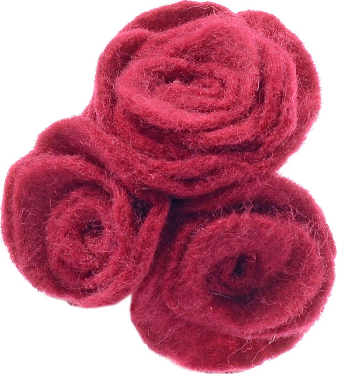 Резинка для волос Malina By Андерсен Шарли, цвет: бордовый. 31704рб5431704рб54