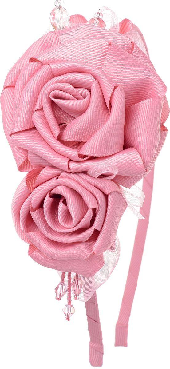 Ободок для волос Malina By Андерсен Либерти, цвет: розовый. 31705об1331705об13Ободок для волос поможет подчеркнуть вашу индивидуальность и стиль. С помощью ободка вы сможете уложить волосы в элегантную прическу.