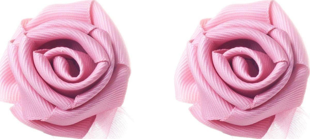 Резинка для волос Malina By Андерсен Либерти, цвет: розовый, 2 шт. 31705рм1331705рм13Резинка для волос поможет подчеркнуть вашу индивидуальность и стиль. С помощью резинки вы сможете уложить волосы в элегантную прическу.