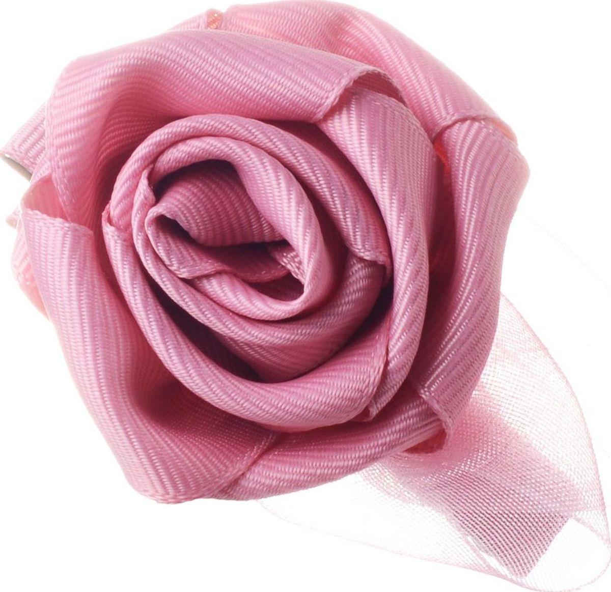 Заколка для волос Malina By Андерсен Либерти, цвет: розовый. 31705тб1331705тб13Заколка для волос поможет подчеркнуть вашу индивидуальность и стиль. С помощью заколки вы сможете уложить волосы в элегантную прическу.