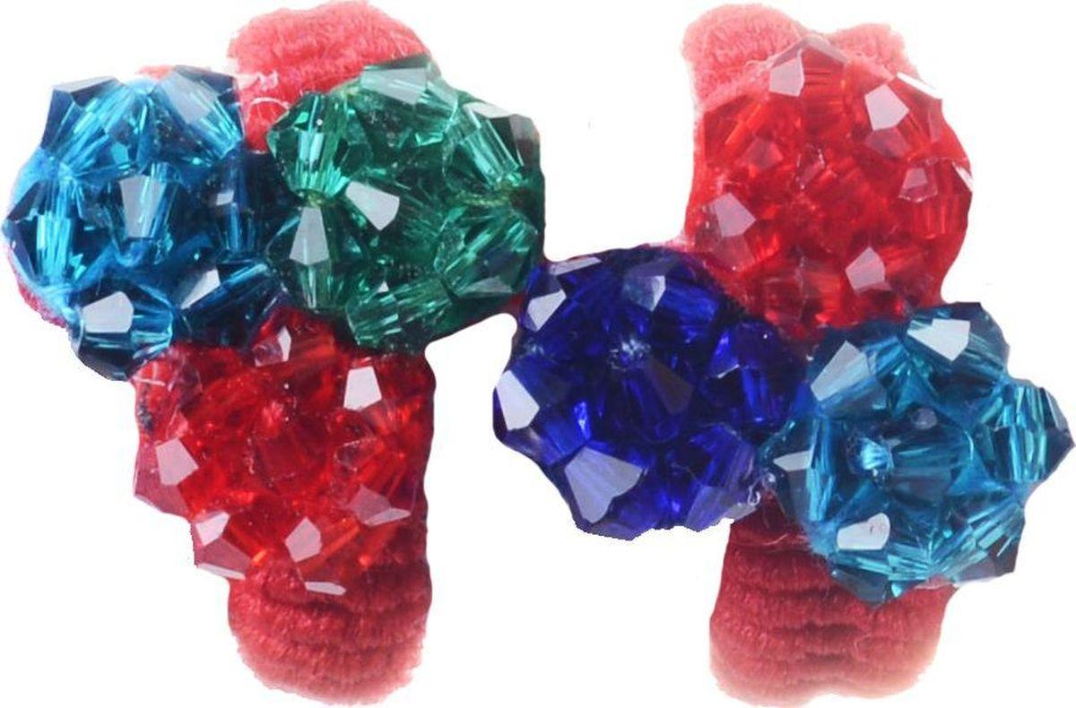 Резинка для волос Malina By Андерсен Арабеск, цвет: красный, голубой, 2 шт. 31706рм0831706рм08Резинка для волос поможет подчеркнуть вашу индивидуальность и стиль. С помощью резинки вы сможете уложить волосы в элегантную прическу.