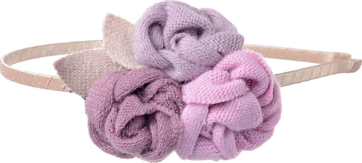 Ободок для волос Malina By Андерсен Вивьен, цвет: розовый. 31708об2331708об23Ободок для волос поможет подчеркнуть вашу индивидуальность и стиль. С помощью ободка вы сможете уложить волосы в элегантную прическу.
