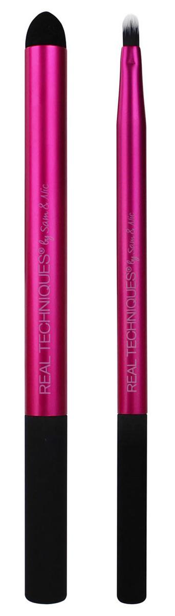 Real Techniques Набор для макияжа губ Lip Color + Blur