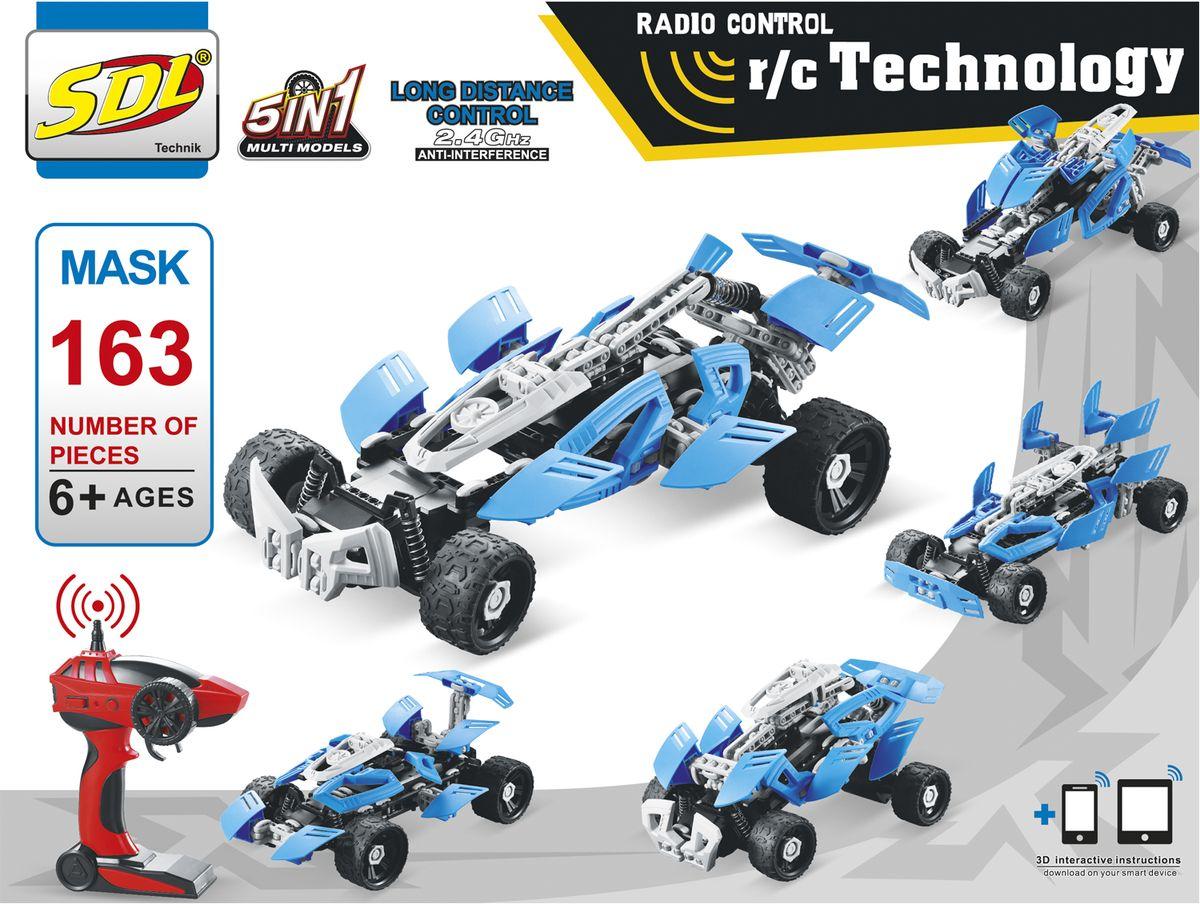 SDL Электромеханический конструктор Technic Mack машина sdl racers dirt crusher 2012a 2
