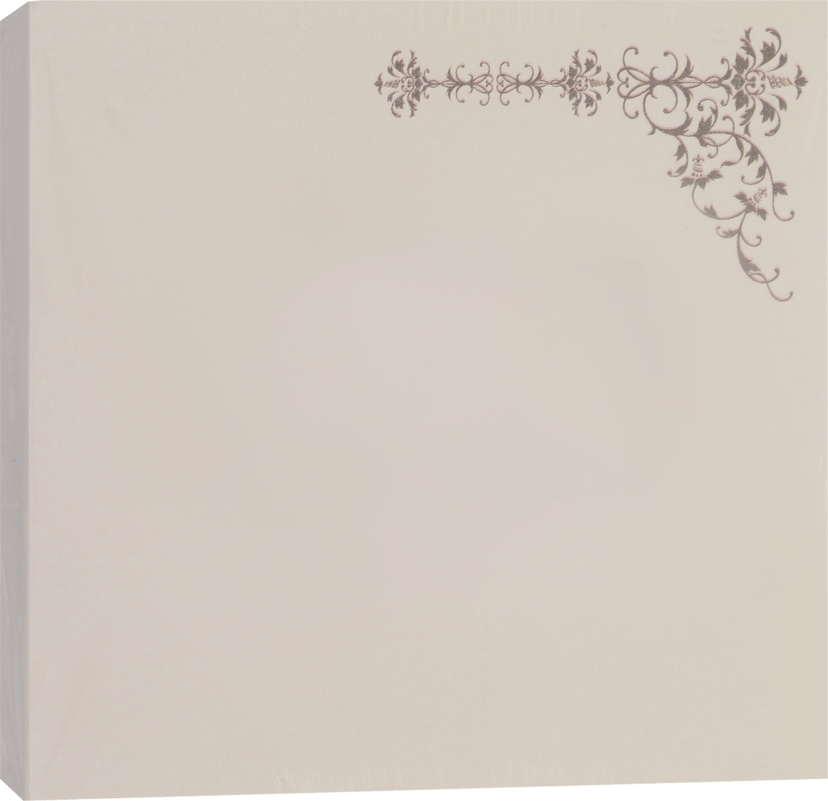 Фолиант Блок для записей Орнамент цвет бежевый 8,5 x 8,5 см 200 листовБКД-200БС/6_бежевый 2Фолиант Блок для записей Орнамент цвет бежевый 8,5 x 8,5 см 200 листов