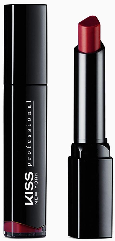 Kiss New York Professional Ультрапигментированная кремовая помада Truism, Face it, Red!, 3 гKIL16Помада с интенсивной цветопередачей. Полуматовый эффект. Гиперпигментированный продукт с полуматовым финишем для создания выразительного макияжа губ. Гладкое нанесение текстуры обеспечивает нежной коже губ абсолютный комфорт и устойчивый эффект макияжа. Идеальная аппликация цвета, благодаря инновационной форме стика в виде падающей капли воды,повторяет контур губ без использования карандаша. Высокая плотность покрытия. Без парфюмерной отдушки.Какая губная помада лучше. Статья OZON Гид