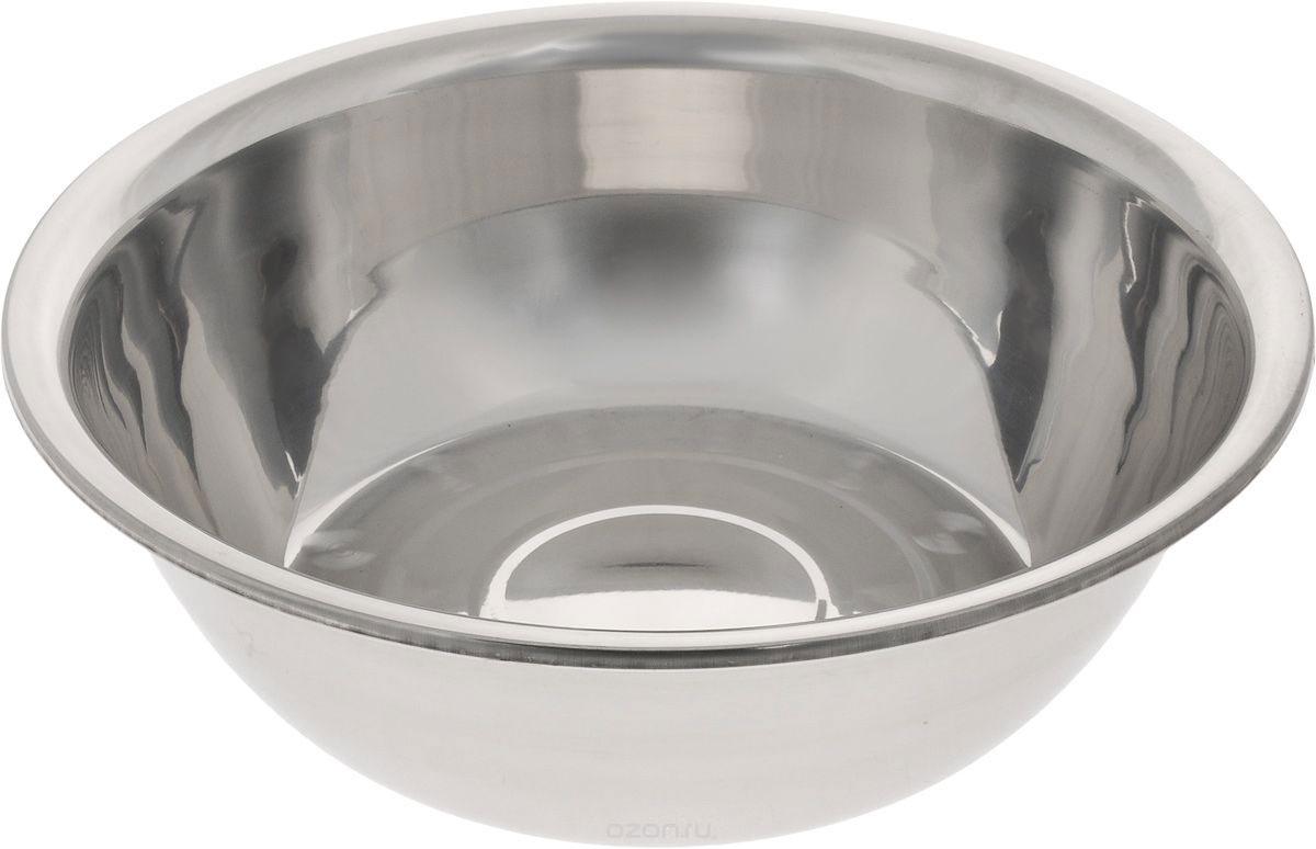 Таз Mayer & Boch, 15 л. 2346823468Таз Mayer & Boch изготовлен из высококачественной пищевой нержавеющей стали. Комбинированная полировка поверхности (зеркальная и матовая) придает привлекательный внешний вид. Внутренняя поверхность таза идеально ровная, что значительно облегчает мытье.Диаметр: 55 см.Объем: 15 л. Вес: 760 г.
