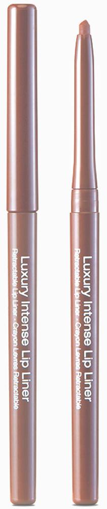 Kiss New York Professional Автоматический контурный карандаш для губ Luxury Intense, Nude, 0,31 гKLPL01Автоматический карандаш для губ с интенсивным суперустойчивым цветом. Основа формулы карандаша-пчелиный и микрокристаллический воски: обеспечивает мягкость и пластичность текстуры с идеальной устойчивостью. Цвет ложится анатомично структуре кожи- равномерно и гладко. Мягкая формула не требует заточки грифеля. Высокая плотность покрытия, устойчивый эффект. Кремовая отдушка. Можно наносить только по контуру губ- или закрашивать их полностью, используя карандаш в качестве помады.