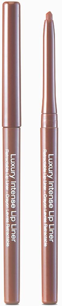 Kiss New York Professional Автоматический контурный карандаш для губ Luxury Intense, Rosy Nude, 0,31 гPV0018Автоматический карандаш для губ с интенсивным суперустойчивым цветом. Основа формулы карандаша-пчелиный и микрокристаллический воски: обеспечивает мягкость и пластичность текстуры с идеальной устойчивостью. Цвет ложится анатомично структуре кожи- равномерно и гладко. Мягкая формула не требует заточки грифеля. Высокая плотность покрытия, устойчивый эффект. Кремовая отдушка. Можно наносить только по контуру губ- или закрашивать их полностью, используя карандаш в качестве помады.