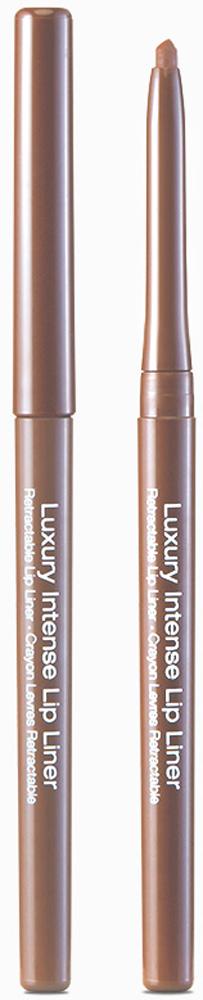 Kiss New York Professional Автоматический контурный карандаш для губ Luxury Intense, Brown, 0,31 гKIL09Автоматический карандаш для губ с интенсивным суперустойчивым цветом. Основа формулы карандаша-пчелиный и микрокристаллический воски: обеспечивает мягкость и пластичность текстуры с идеальной устойчивостью. Цвет ложится анатомично структуре кожи- равномерно и гладко. Мягкая формула не требует заточки грифеля. Высокая плотность покрытия, устойчивый эффект. Кремовая отдушка. Можно наносить только по контуру губ- или закрашивать их полностью, используя карандаш в качестве помады.