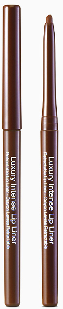 Kiss New York Professional Автоматический контурный карандаш для губ Luxury Intense, Dark Brown, 0,31 гKLPL04Автоматический карандаш для губ с интенсивным суперустойчивым цветом. Основа формулы карандаша-пчелиный и микрокристаллический воски: обеспечивает мягкость и пластичность текстуры с идеальной устойчивостью. Цвет ложится анатомично структуре кожи- равномерно и гладко. Мягкая формула не требует заточки грифеля. Высокая плотность покрытия, устойчивый эффект. Кремовая отдушка. Можно наносить только по контуру губ- или закрашивать их полностью, используя карандаш в качестве помады.