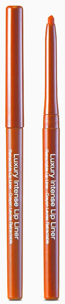 Kiss New York Professional Автоматический контурный карандаш для губ Luxury Intense, Orange, 0,31 гKLPL08Автоматический карандаш для губ с интенсивным суперустойчивым цветом. Основа формулы карандаша-пчелиный и микрокристаллический воски: обеспечивает мягкость и пластичность текстуры с идеальной устойчивостью. Цвет ложится анатомично структуре кожи- равномерно и гладко. Мягкая формула не требует заточки грифеля. Высокая плотность покрытия, устойчивый эффект. Кремовая отдушка. Можно наносить только по контуру губ- или закрашивать их полностью, используя карандаш в качестве помады.
